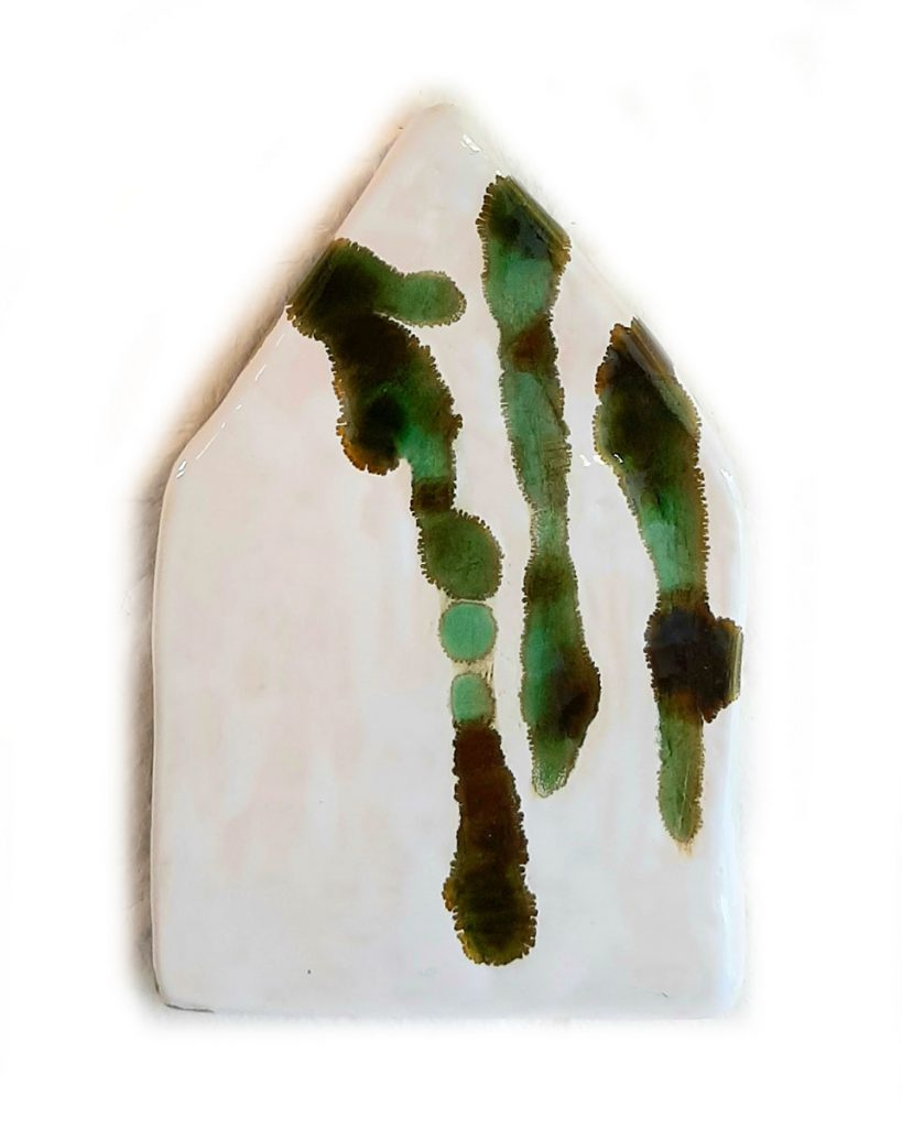 collage modern art jessica becks mixed media keramiek ceramics